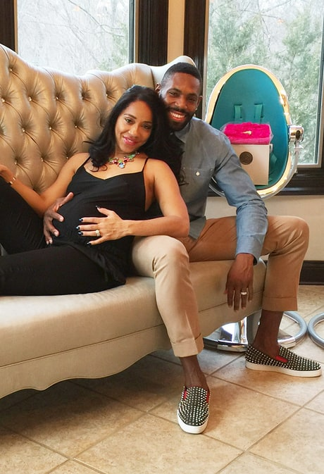 Pregnant Terricka Cromartie Reveals Gender of Her Twins With Antonio Cromartie