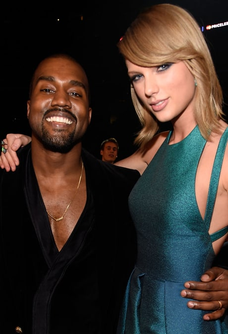Taylor Swift's Squad (Including Gigi Hadid) Lash Out at Kanye West For Shocking Lyrics