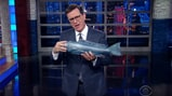 Stephen Colbert Dissects Anthony Scaramucci's 'New Yorker' Interview