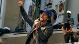 See Eddie Vedder's Rousing 'Take Me Out to the Ball Game' at World Series