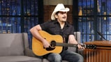 See Brad Paisley's Blazing 'Last Time for Everything' on 'Seth Meyers'