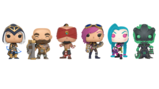 POP! Games: 'League of Legends' Figures