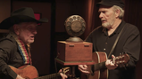 See Willie Nelson, Merle Haggard Sing 'The Only Man Wilder Than Me'