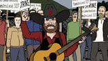 Inside 'Tales From the Tour Bus,' Mike Judge's Animated Country-Music History Romp