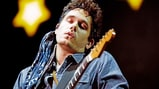John Mayer Unveils New Work, Dedicates Song to Katy Perry at Tour Opener
