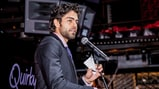 We Watched the Grammys at a Posh Nightclub With Adrian Grenier