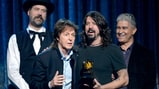 Paul McCartney Recalls Magic of Nirvana Team-Up Backstage at Grammys