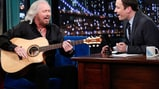 Barry Gibb and Jimmy Fallon Harmonize to the Everly Brothers