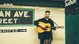 Why Was This Subway Musician Arrested for Playing Guitar?