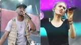 Big Sean, Grimes, TV on the Radio Set for Red Bull Sound Select L.A.