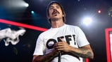 Red Hot Chili Peppers' Anthony Kiedis Provides Health Update