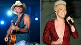 Hear Kenny Chesney and Pink's Wistful Duet 'Setting the World on Fire'