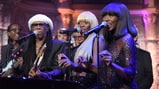 See Nile Rodgers and Chic's Groovy 'Good Times' on 'Colbert'