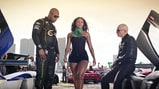 See Pitbull, Flo Rida Race Sports Cars in 'Greenlight' Video