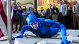 'The Tick': Watch Hilarious Debut Trailer for Amazon Superhero Comedy