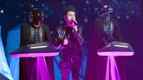 Watch the Weeknd, Daft Punk Perform Icy 'I Feel It Coming' at Grammys