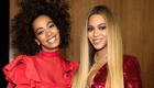 Pregnant Beyonce and Solange Post-Grammys Outfits Are Sister #Goals