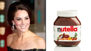 Is the Secret to Duchess Kate's Flawless Complexion Nutella?