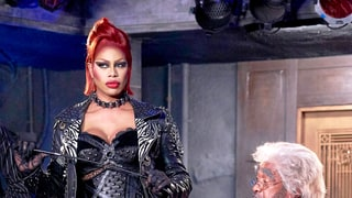 See Laverne Cox as Dr. Frank-N-Furter in 'Rocky Horror Picture Show': First Photo