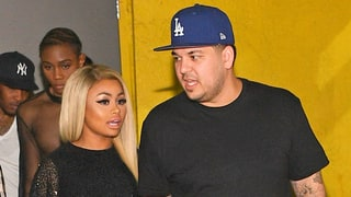 Blac Chyna Leaves Rob Kardashian, Takes Dream