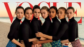 Vogue's 'Modern American Woman' Cover Isn't All That Diverse, According to Social Media