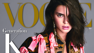 Kendall Jenner Lands the Coveted 'Vogue' September Issue