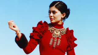 Surprise! Kylie Jenner Appears in Vogue's September Issue