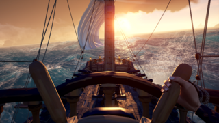 Drinking, Fighting, Merrymaking in 'Sea of Thieves'