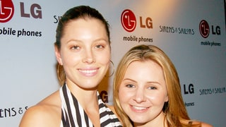 Beverley Mitchell: My Kids Have Playdates With Jessica Biel's Son