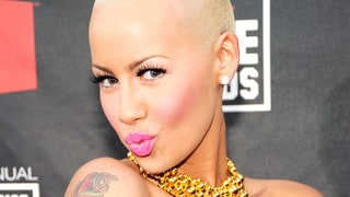 Amber Rose Responds to Kanye West's Dis With Raunchy Tweets