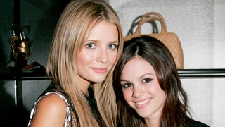 Rachel Bilson Cheers On Her Former 'O.C.' Costar Mischa Barton on 'Dancing With the Stars'