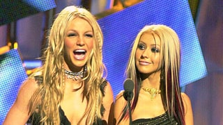 Are Britney Spears and Christina Aguilera Recording a Duet?!
