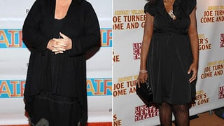 Rosie O'Donnell and Star Jones