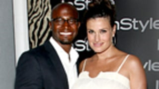 Taye Diggs, Idina Menzel Welcome Baby Boy
