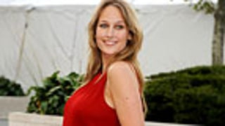 LeeLee Sobieski Reveals Pregnancy Workout Plan