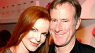 Marcia Cross: Husband Is