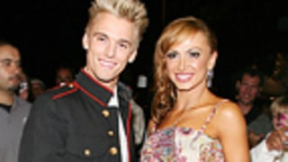 DWTS' Aaron Carter: I'm Not Trying