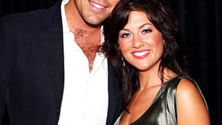 Ed Swiderski and Jillian Harris