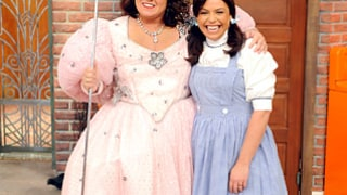Rosie O'Donnell and Rachael Ray