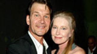 Patrick Swayze's Widow: