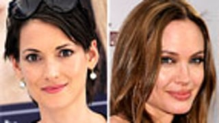 Winona Ryder: Angelina Jolie Never Thanked Me for Girl, Interrupted Role