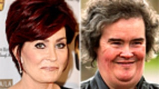 Us Wrap: Sharon Osbourne: Susan Boyle Got