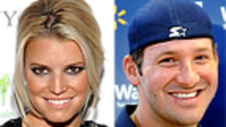 Jessica Simpson Gives Tony Romo a Shout-Out on Twitter