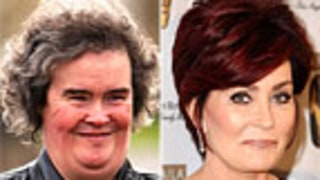 Sharon Osbourne Apologizes for Calling Susan Boyle