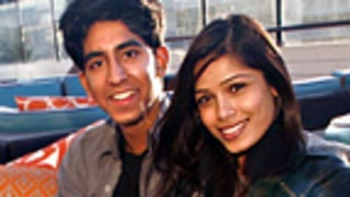 Freida Pinto and Dev Patel Relax in San Diego, Jennifer Aniston Gives Advice