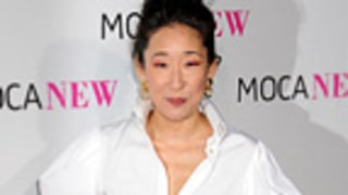 Write a Fashion Police Comment for Sandra Oh