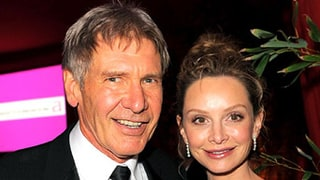 Harrison Ford and Calista Flockhart: 22 years