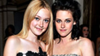 Dakota Fanning: Kristen Stewart and I Share Passionate Kiss in Runaways