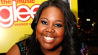 Glee Star Amber Riley: Cast Romances