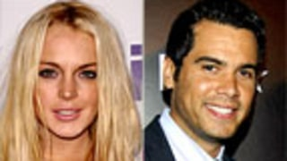 Witness: Lindsay Lohan's Kiss with Jessica Alba's Husband